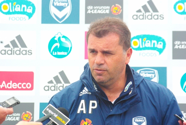 Ange Postecoglou confused after AFC's ruling. PHOTO: Jim Webster
